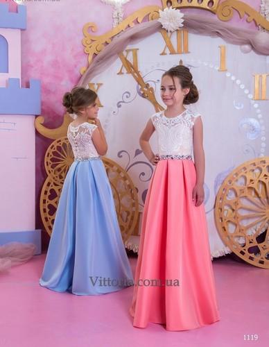 Платье для девочки Виттория 1119