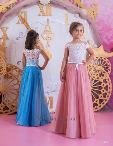 Платье для девочки Виттория 1122