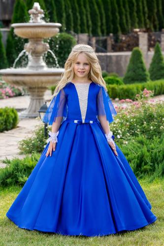 Нарядное платье на девочку Виктори D-1138