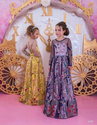 Платье для девочки Виттория 1142