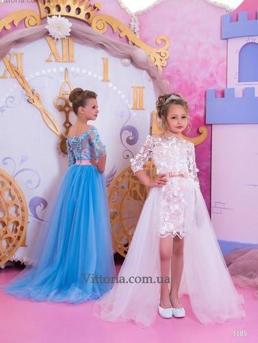 Платье для девочки Виттория 1185