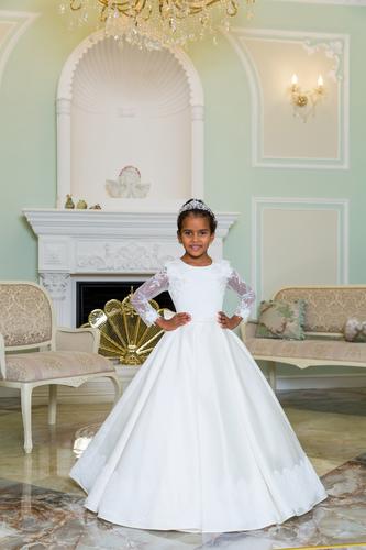 Нарядное платье на девочку Виктори 1197