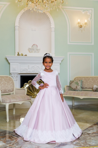 Нарядное платье на девочку Виктори 1198