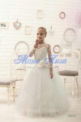 Нарядное платье для девочки Принцесса СД-15022