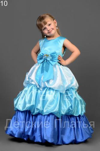 Платье для девочки Принцесса СД-1310