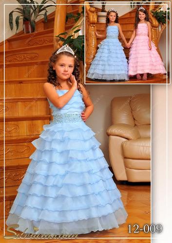 Платье для девочки Сильвиамо Д-009