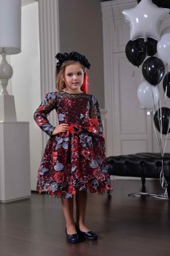 Платье Бабочка 18-007