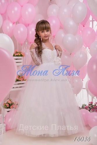 Платье для девочки Принцесса СД-16036