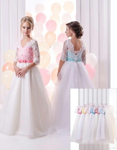 Платье для девочки Виттория 16-344