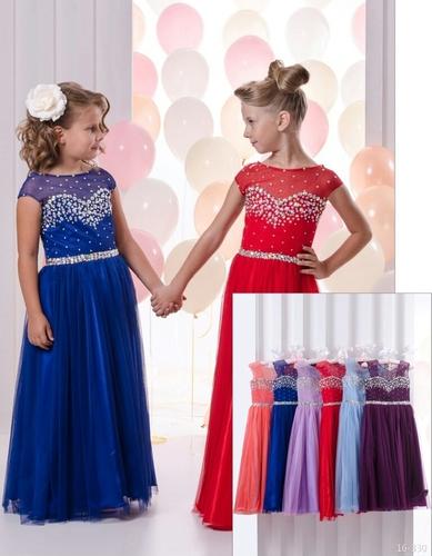Платье для девочки Виттория 16-330
