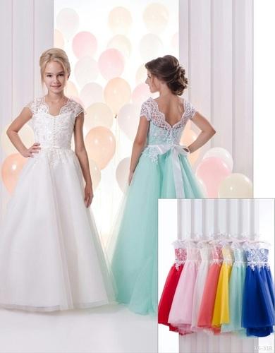 Платье для девочки Виттория 16-318