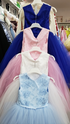 Платье для девочки Карамель