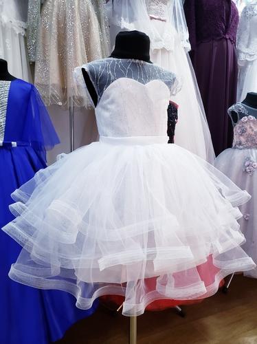 Платье для девочки 173