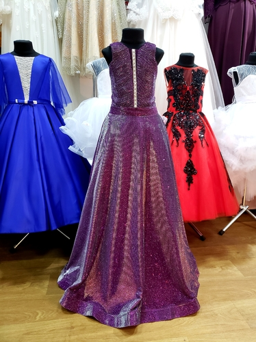 Нарядное платье для девочки Qeen
