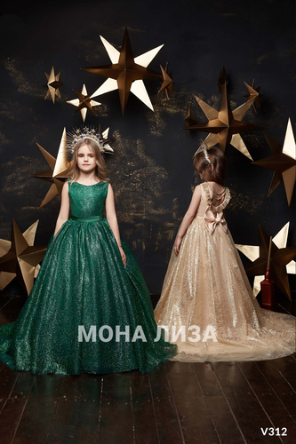 Нарядное платье для девочки Виттория 312
