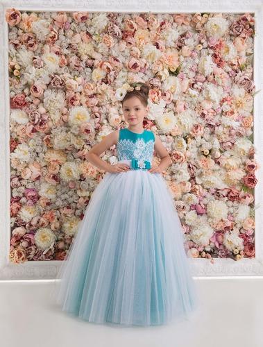 Платье для девочки Жоржета Д-430