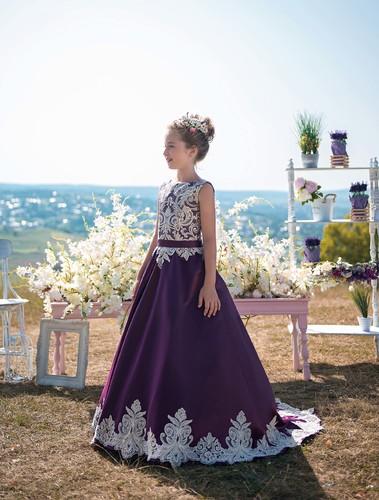Платье для девочки Виттория 16-365