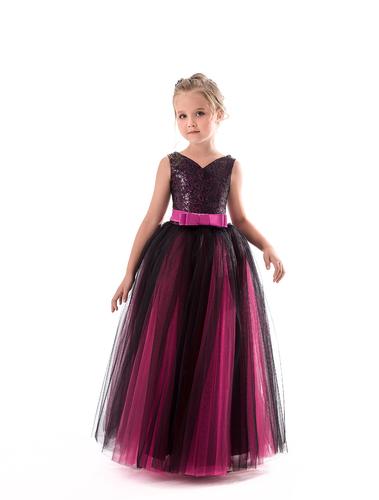 Нарядное платье на девочку Барби 2277