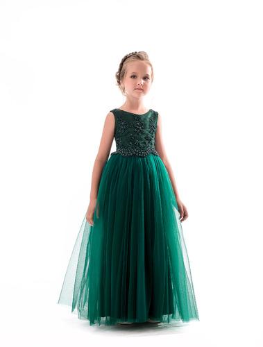 Платье для девочки Барби DSC-2493