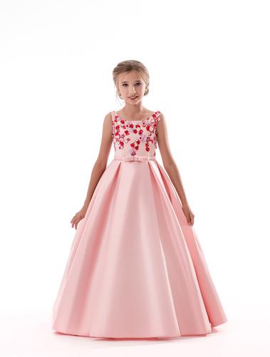 Платье для девочки Барби DSC-2744
