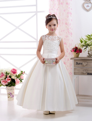 Платье для девочки Жоржета Д-350