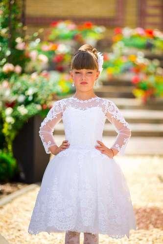 Платье для девочки Бабочка IMG-0007