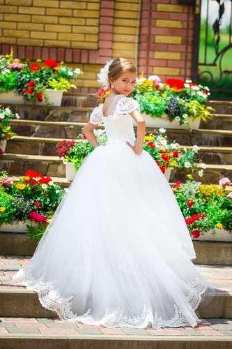 Платье для девочки Бабочка IMG-0009