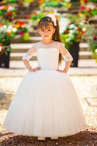 Нарядное платье для девочки Бабочка IMG-0015
