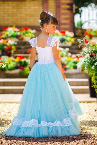 Платье для девочки Бабочка IMG-0025