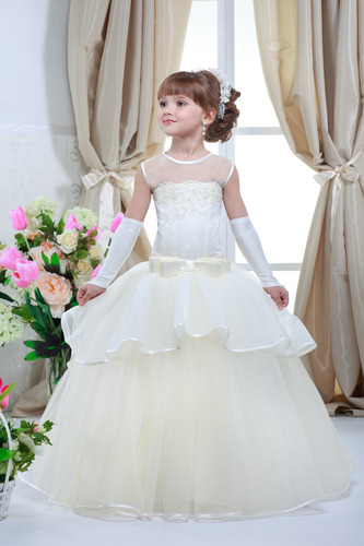 Платье для девочки Виктори Д707