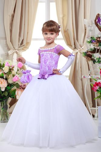 Платье для девочки Виктори Д709