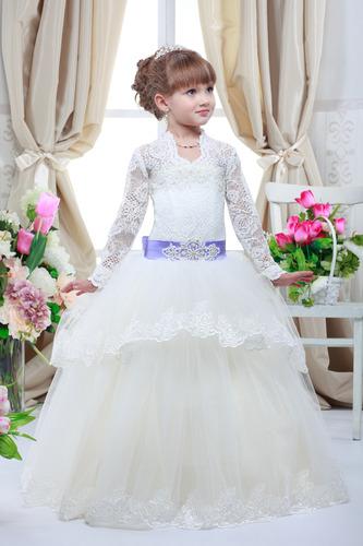 Платье для девочки Виктори Д719