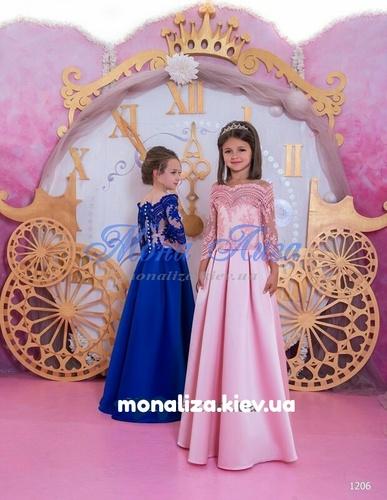Платье для девочки Виттория 1206