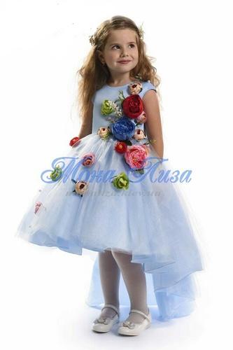 1ef22c982e7 Платье для девочки Принцесса 19004