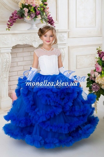 Платье для девочки Виктори Д-936