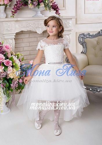 Платье для девочки Виктори Д914
